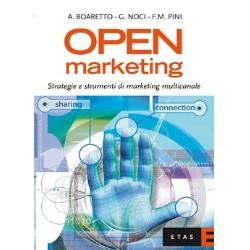 Open marketing. Strategie e strumenti di marketing multicanale
